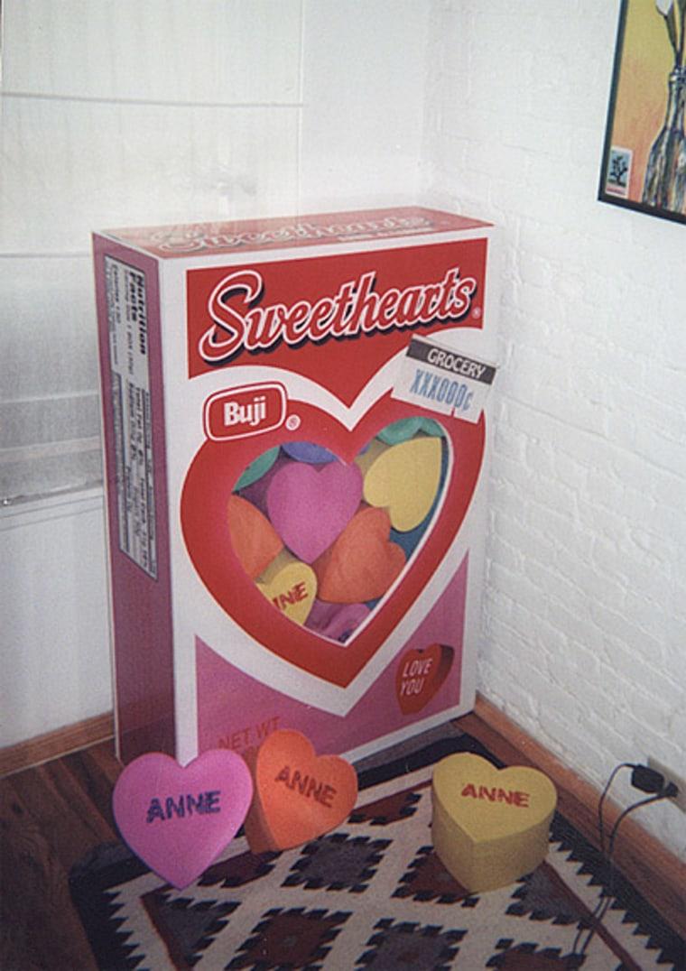 elaborate valentine's day
