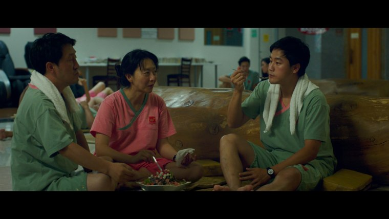 """Spa Night,"" which premiered at Sundance on January 24, 2016, is director Andrew Ahn's first feature-length film."