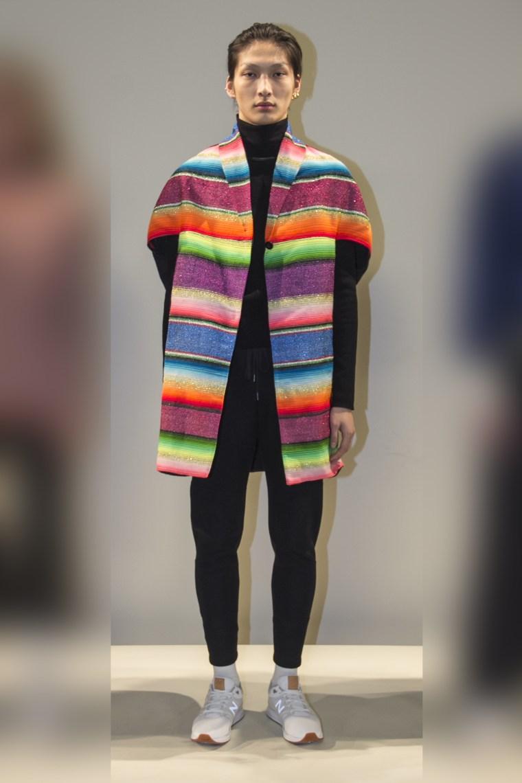 Ricardo Seco's Fall/Winter 2016 collection