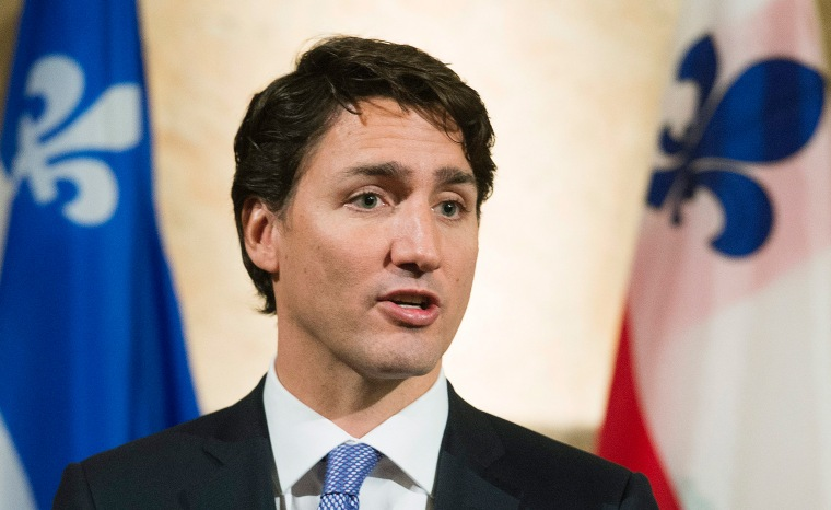 Image: Prime Minister Justin Trudeau