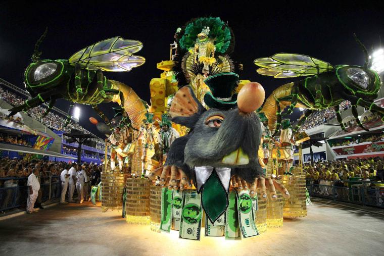 Image: Carnival of Rio de Janeiro 1