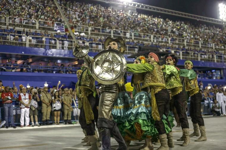 Image: Carnival in Rio de Janeiro 3