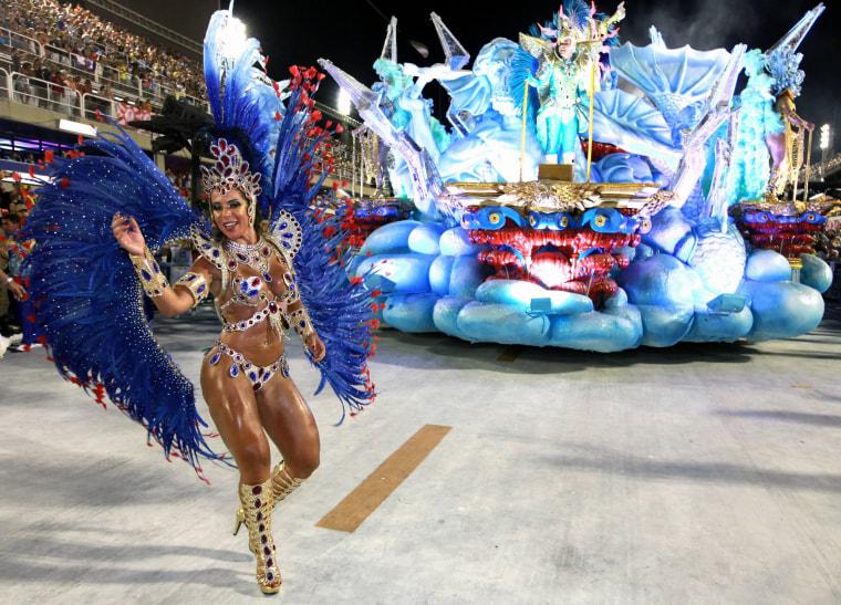 Image: Carnival in Rio de Janeiro 4