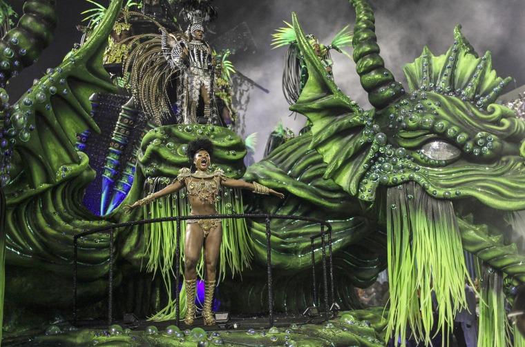 Image: Carnival in Rio de Janeiro 5