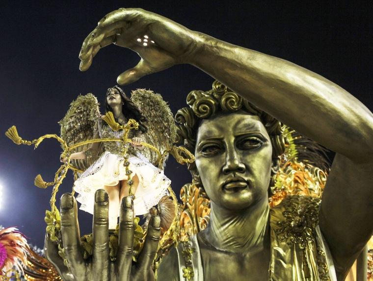 Image: Carnival in Rio de Janeiro 7