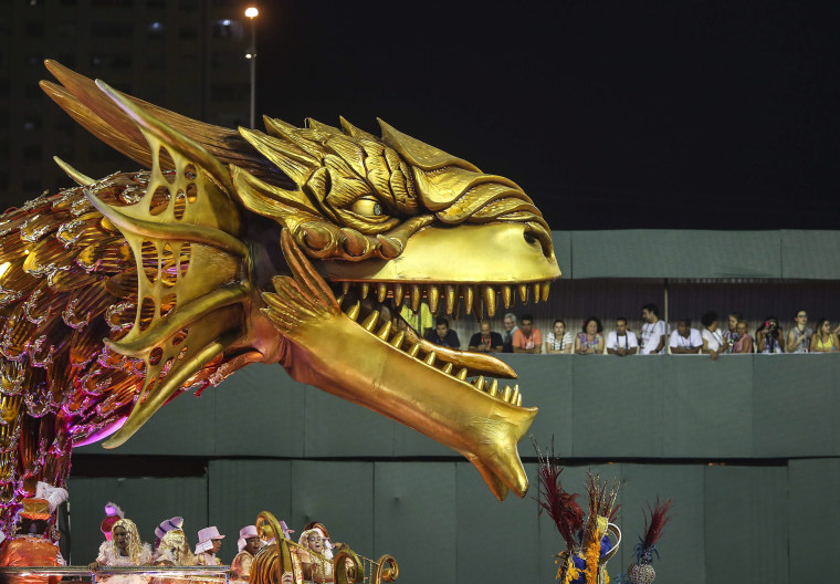 Image: Carnival in Rio de Janeiro 9