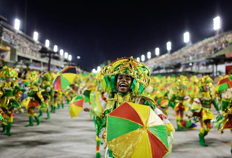 Image: Carnival in Rio de Janeiro 10