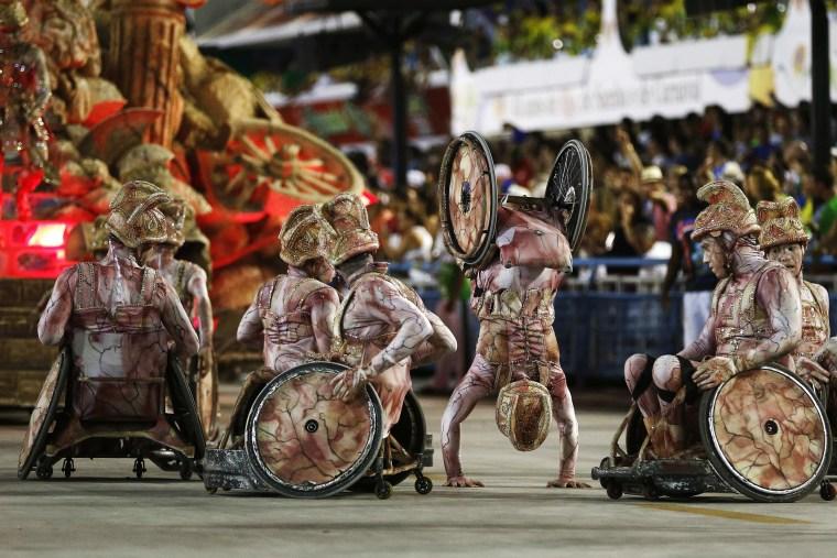 Image: Carnival in Rio de Janeiro 11