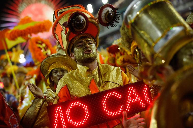 Image: Carnival in Rio de Janeiro 13