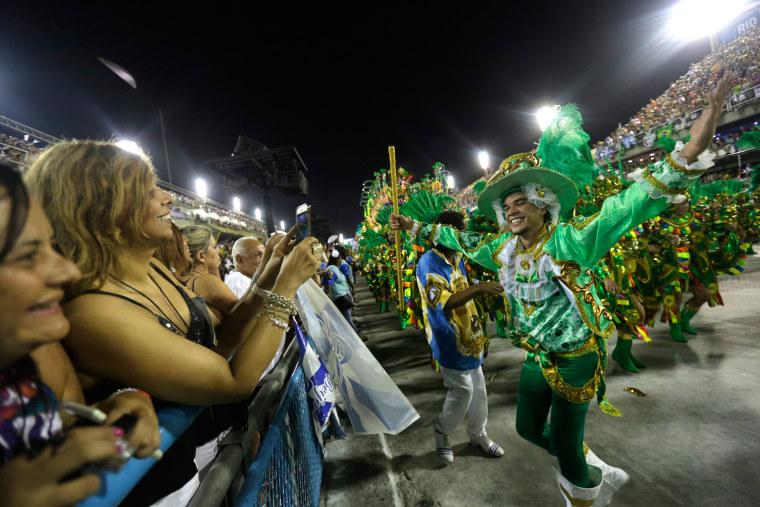 Image: Carnival in Rio de Janeiro 14