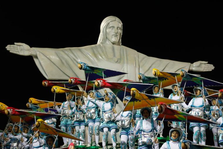 Image: Carnival in Rio de Janeiro 15