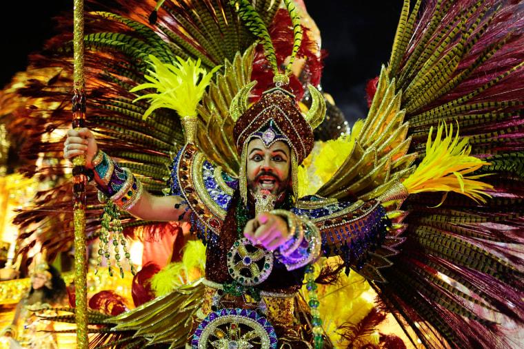 Image: Carnival in Rio de Janeiro 17