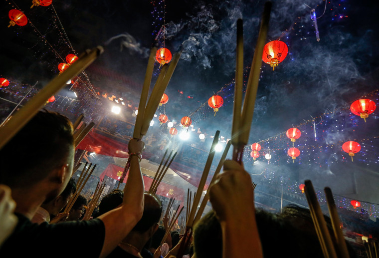 Image: Lunar New Year in Singapore