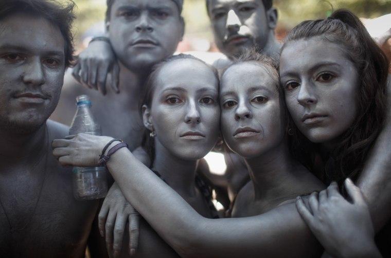 Image: Rio De Janeiro Celebrates During Carnival Season