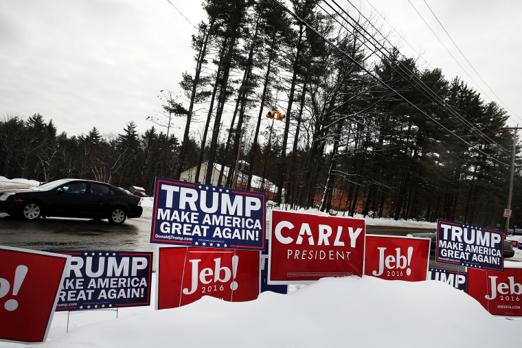 """Image: New Hampshire: Home To the \""""First In The Nation\"""" Presidential Primary"""