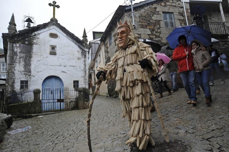 Image: Traditional Lazarim Carnival