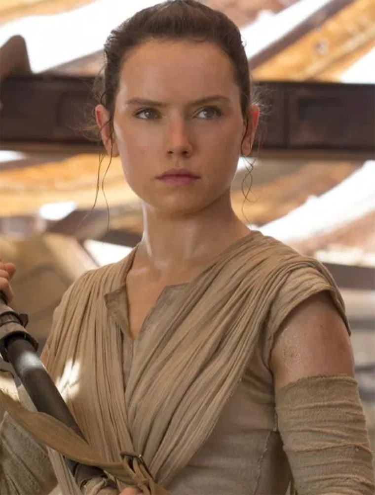 Image: Rey from Star Wars
