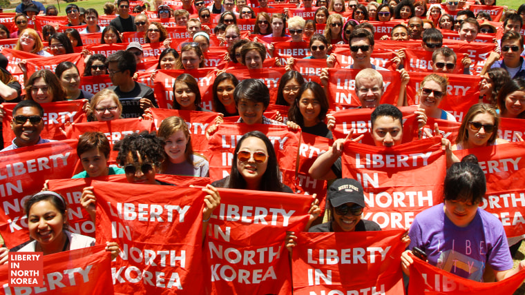 Founded in 2004 at Yale University, Liberty in North Korea is a Los Angeles- and Seoul-based nonprofit that focuses on rescuing North Korean refugees and assisting in their resettlement.