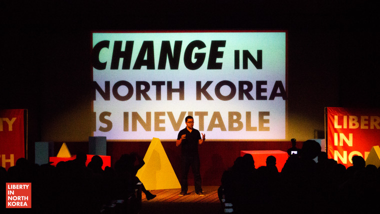 Sokeel Park, LiNK's director of research & strategy, discusses the barriers to change in North Korea, why change in North Korea is inevitable, and how the North Korean people are driving that change. 2014.