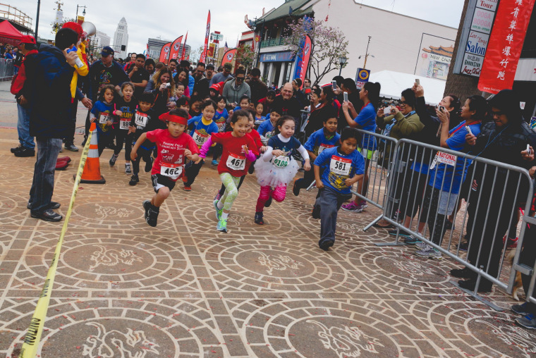 The Firecracker Festival will feature live musical entertainment and cultural performances for families to accompany the Firecracker Run.