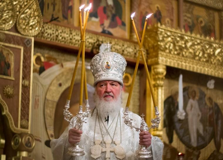 Image: Patriarch Kirill