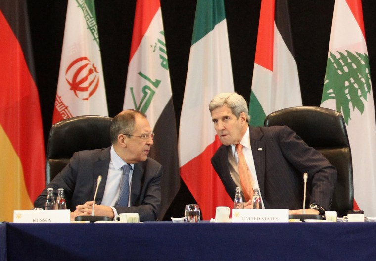Image: International Syria Support Group Meets In Munich