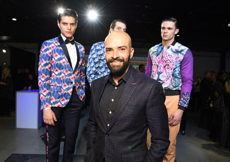 Epson Digital Couture Fashion - Presentation - Fall 2016 New York Fashion Week