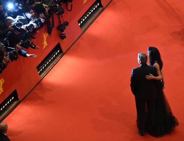 Image: Opening Ceremony - Hail Caesar! Premiere - 66th Berlin Film Festival