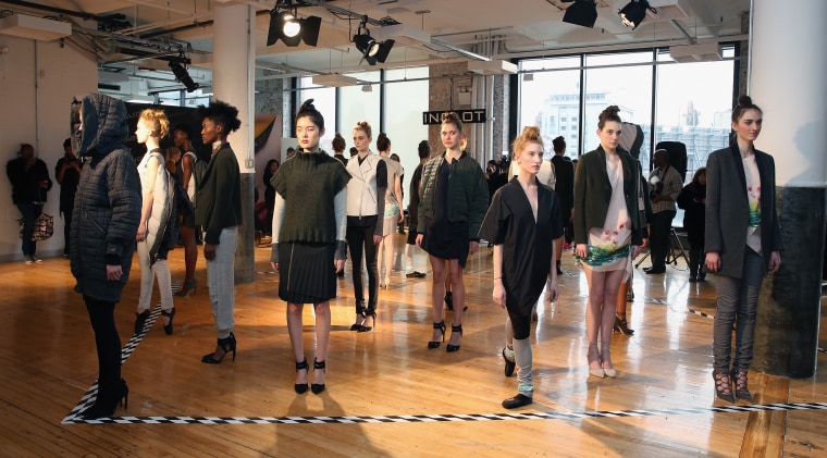 Cristina Ruales - Presentation - Fall 2016 New York Fashion Week