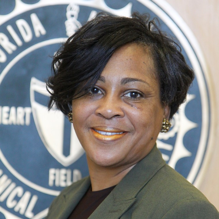 Mary Simmons, the director of the Division of Cardiopulmonary Science at Florida Agricultural and Mechanical University.