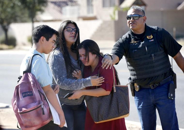 Image: Glendale High School Students