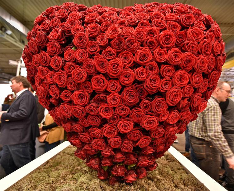 Image: Valentine Red Roses