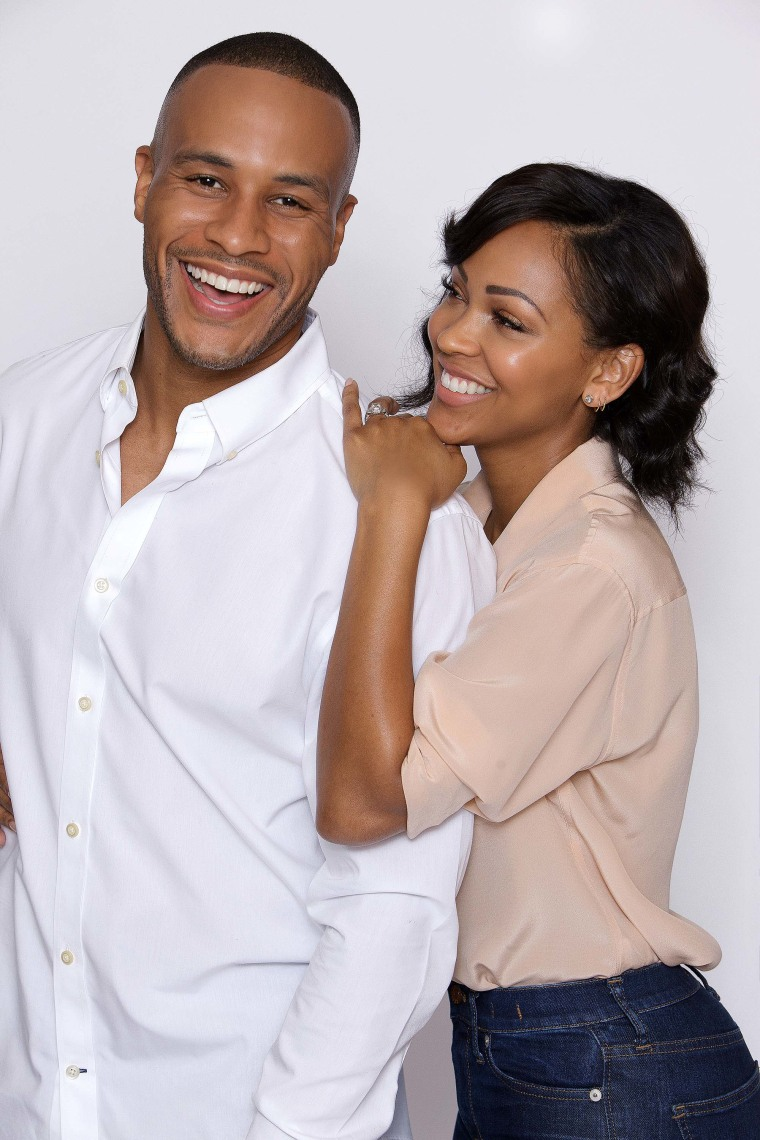 In their new book, The Wait, DeVon Franklin and Meagan Good discuss their nature of courtship, track to marriage, and the key to their success—waiting.