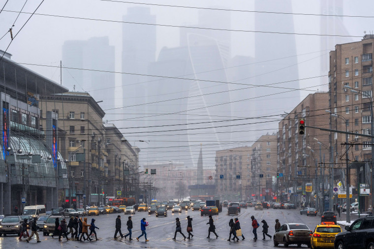 Image: Moscow International Business Center
