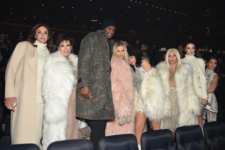 Image: Kanye West Yeezy Season 3 - Front Row