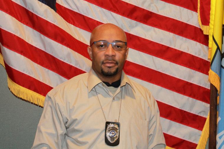 IMAGE: Clarksdale, Mississippi, police Officer Derrick Couch