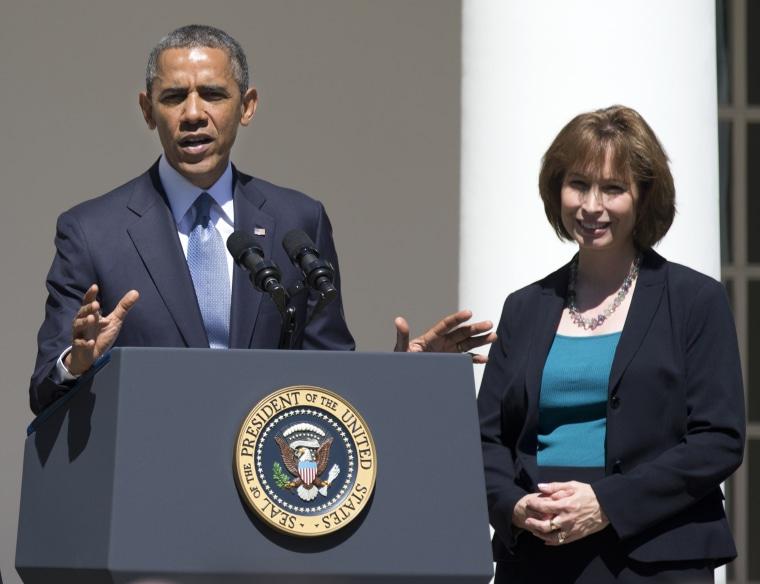 Barack Obama, Patricia Ann Millett