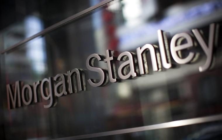 Morgan Stanley Reaches $3 2 Billion Mortgage Settlement