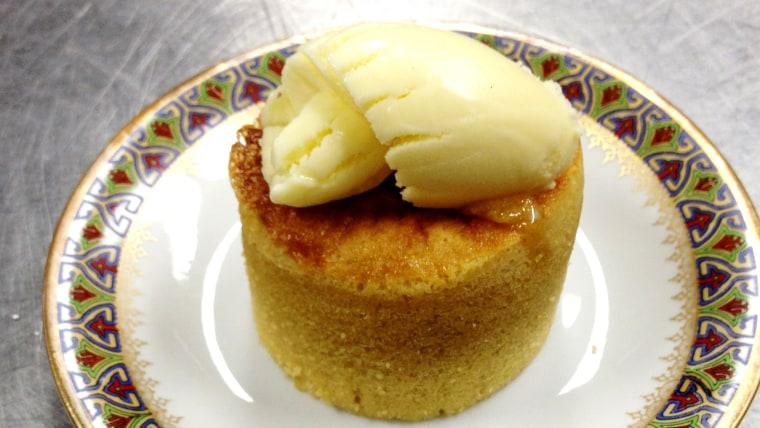 Molten Maple Lava Cakes