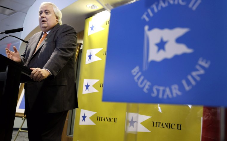 Titanic Ii Replica Of Doomed Ship To Set Sail