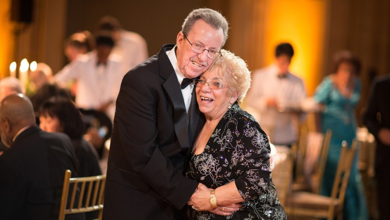 Ben and Annette Connolly, both 78 years old, have been married for 53 years