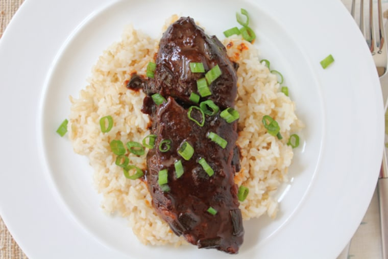 Asian beef short ribs recipe from TODAY Food Club member Alice Choi of Hip Foodie Mom