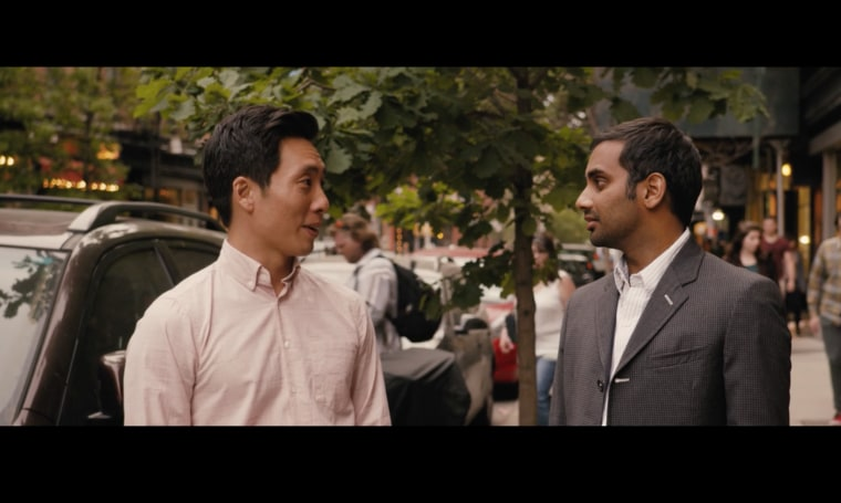 Image: Aziz Ansari Master of None Season Two