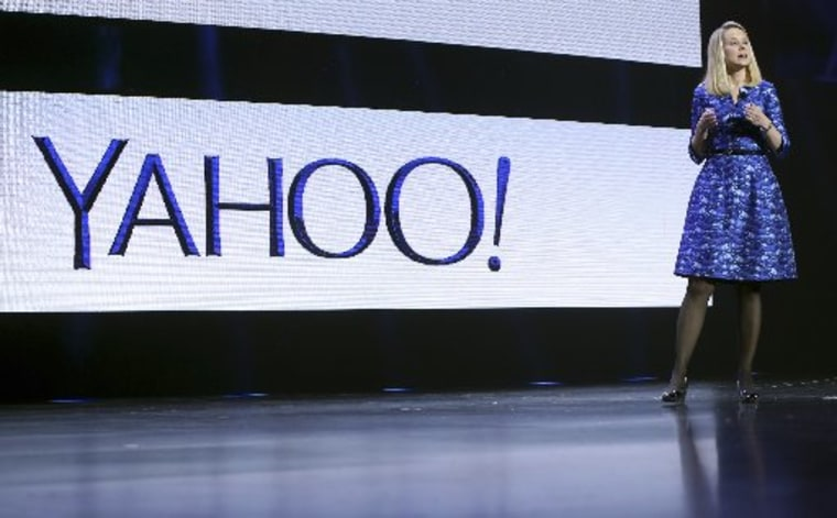Image: Yahoo CEO Marissa Mayer