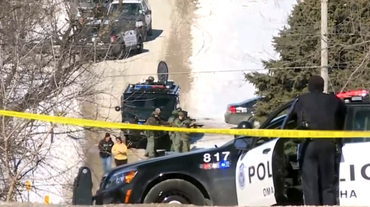 Three Found Dead After 12-Hour Armed Standoff in West Omaha