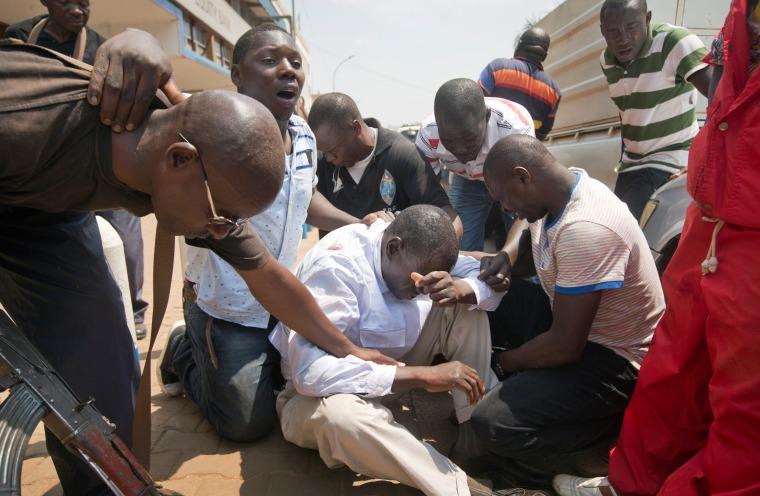 Image: Kizza Besigye