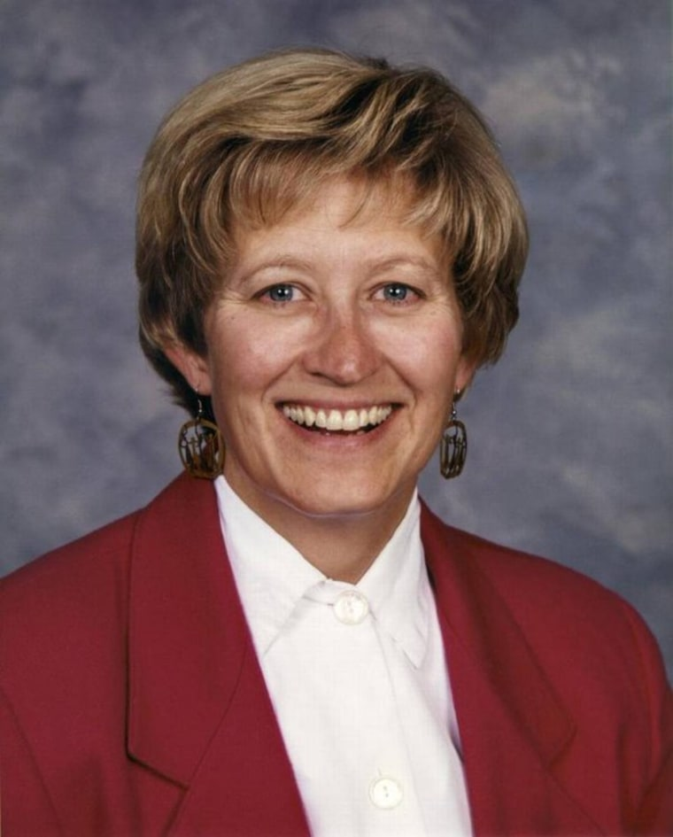 IMAGE: Kentucky state Rep. Mary Lou Marzian