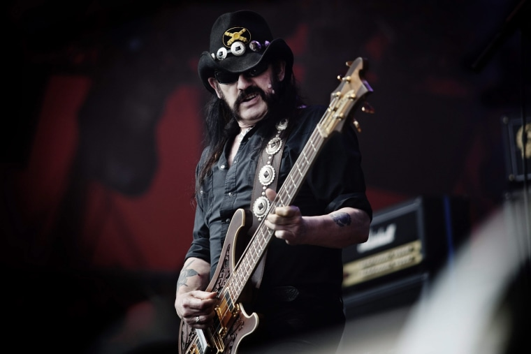 Image: Lemmy Kilmister dies at age 70