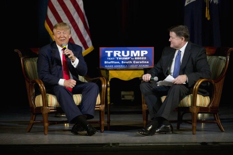 Image: Donald Trump, Bill Herbkersman
