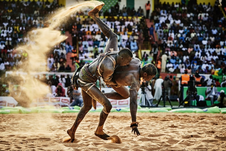 Image: Second Prize Stories Sports - 2016 World Press Photo